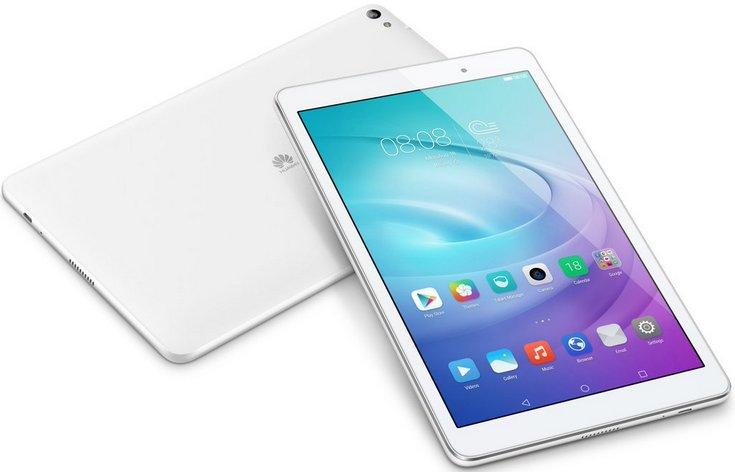 Опубликованы характеристики и изображение планшета MediaPad T2 10.0 Pro