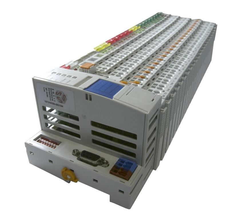 Реализация MODBUS RTU сервера с помощью интерфейсного модуля Fastwel и программного обеспечения CoDeSys - 2