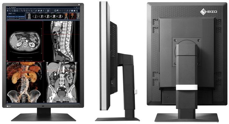 Продажи Eizo RadiForce RX250 начнутся в апреле
