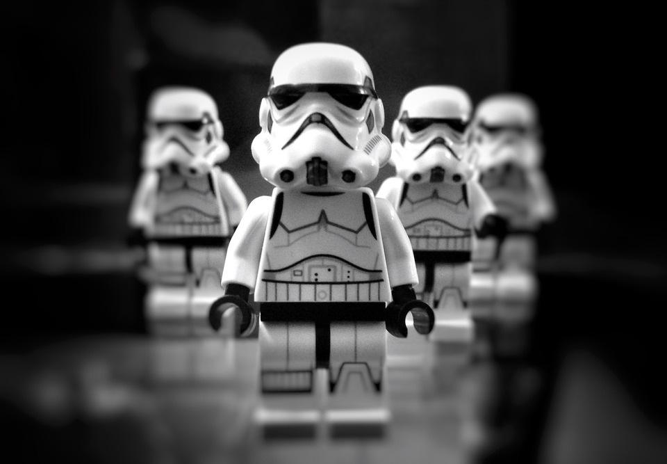 Волнующие звуки «Звездных войн» - 1