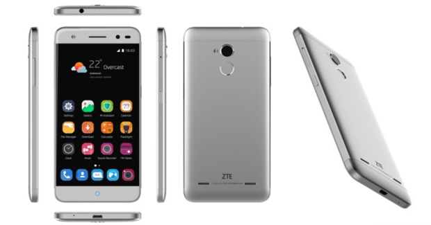 Анонсированы цельнометаллические смартфоны ZTE Blade V7 и Blade V7 Lite