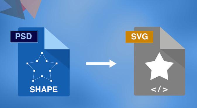 Бесплатный скрипт для Photoshop: экспорт векторных слоев из PSD в SVG - 1