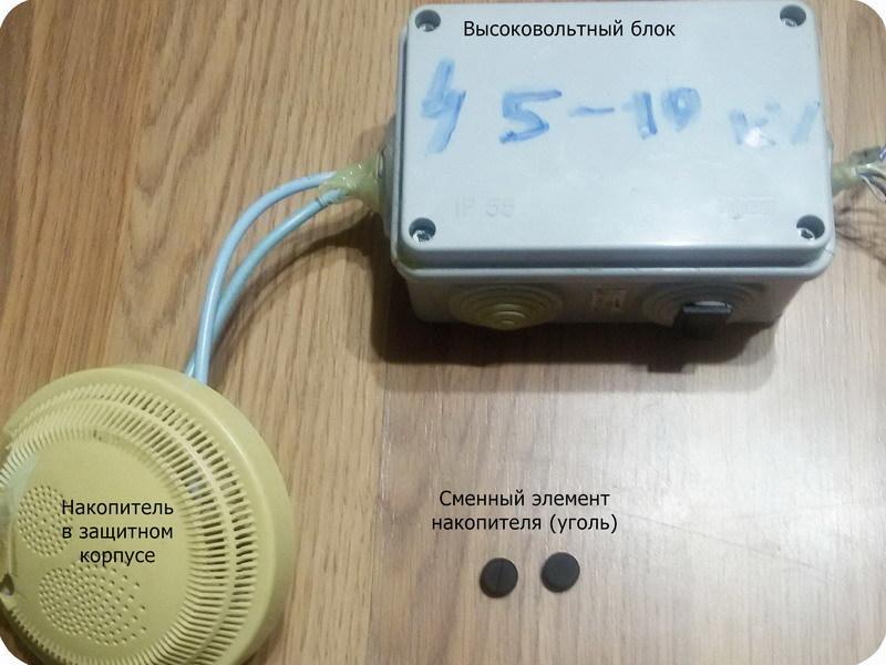 Электростатическая очистка воздуха помещений от продуктов распада радона. Часть 1, введение - 27