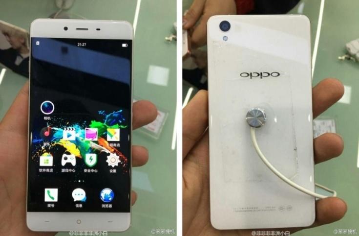 Смартфон Oppo A30 является полной копией OnePlus X
