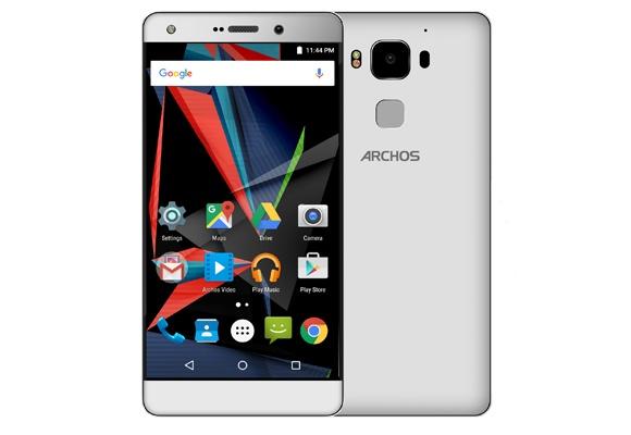 Archos  представила смартфон Diamond 2 Plus