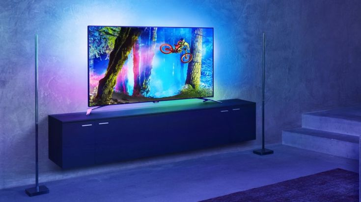 Philips будет производить телевизоры с панелями OLED