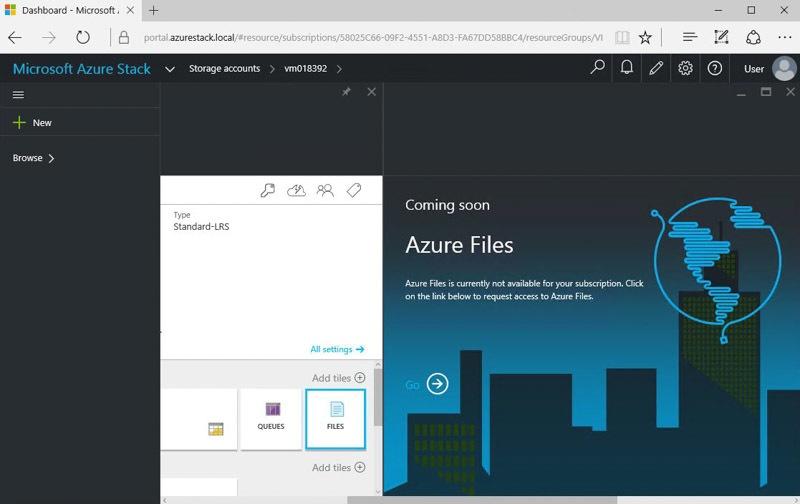 Обзор возможностей Azure Stack Technical Preview 1 - 15