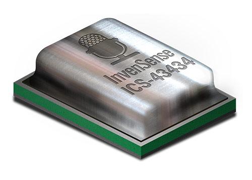 К достоинствам микрофона InvenSense ICS-43434 относится низкое энергопотребление