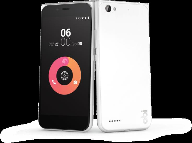 Смартфон Obi Worldphone MV1 стоит $140