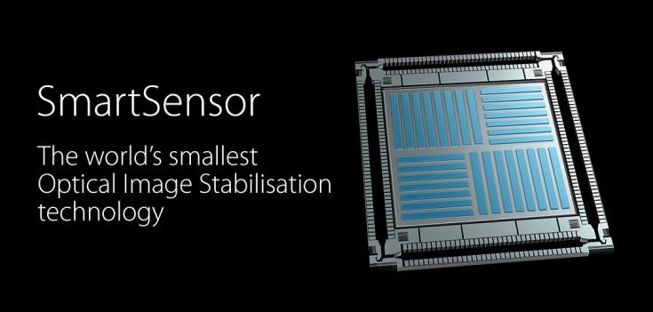 Oppo представила технологию стабилизации SmartSensor Image Stabilization