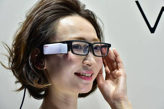 Toshiba не будет продавать умные очки
