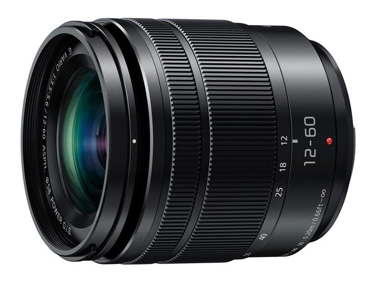 В продаже объектив Panasonic Lumix G Vario 12-60mm F3.5-5.6 ASPH. Power OIS должен появиться в мае