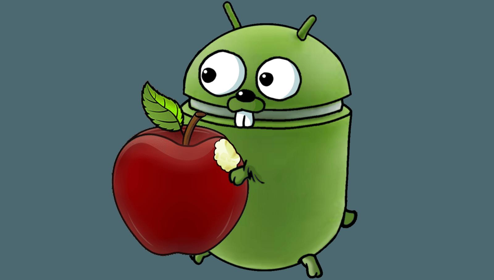 Разработка библиотеки для IOS-Android на Golang - 1