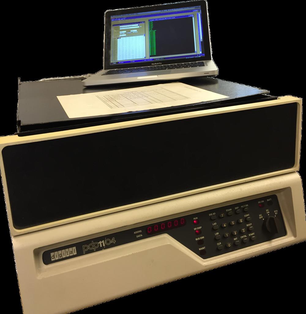 Восстанавливаем очередной PDP-11-04 - 1
