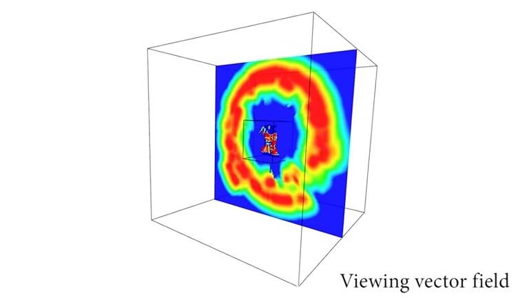 Как робот 3D сканирует - 17