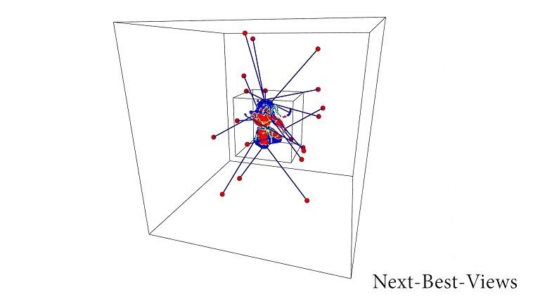 Как робот 3D сканирует - 18