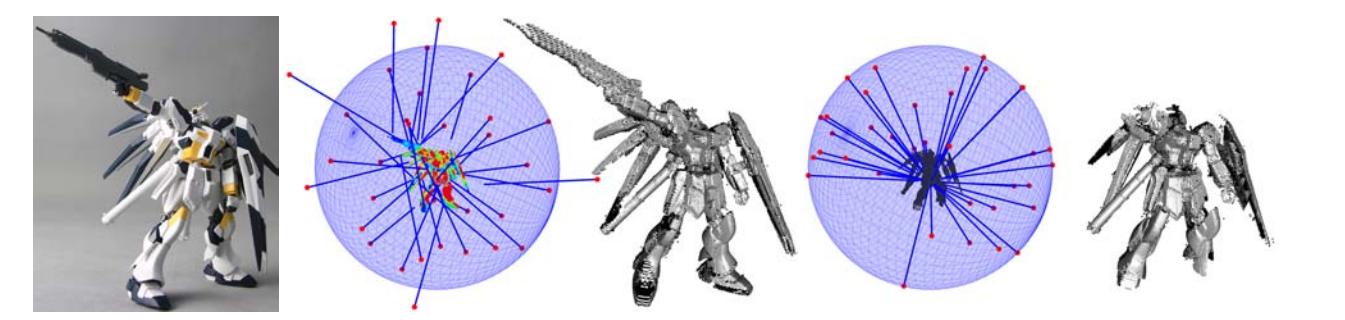 Как робот 3D сканирует - 7
