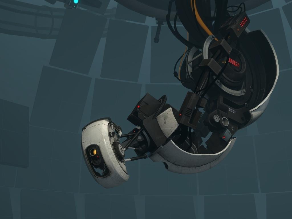 Как робот 3D сканирует - 1