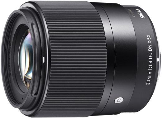 Продажи Sigma 30mm F1.4 DC DN Contemporary должны начаться в середине марта