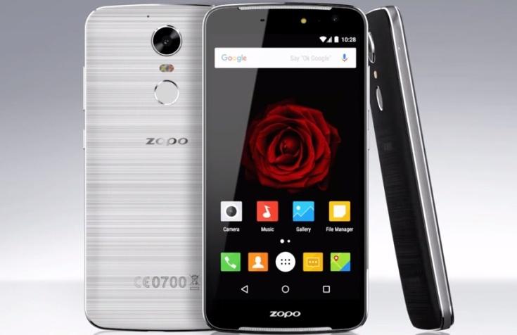 Смартфон Zopo Speed 8 действительно получил SoC MediaTek Helio X20