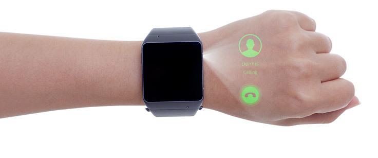 ASU Cast One — смарт-часы-проектор должны поступить в продажу летом - 1