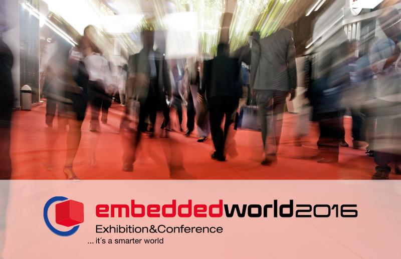 Embedded World 2016: куда катится embedded-мир? - 1