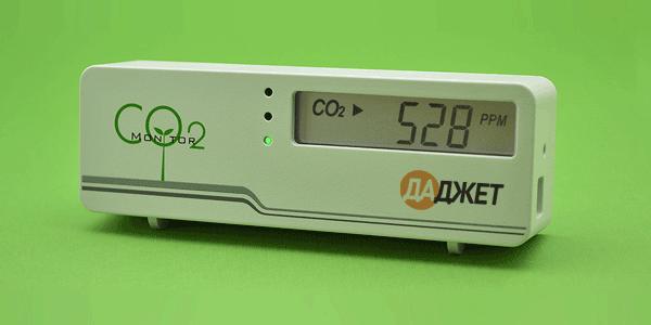 Система проветривания комнаты на основе «малинки» и «Детектора СО2» - 2