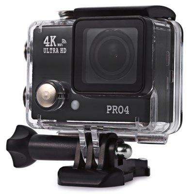 Экшн-камера Pro4 стоит $65 и может снимать видео в разрешении 4К, однако этой возможностью мало кто будет пользоваться