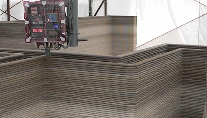 2 суток на создание жилого дома: 3D принтеры помогают строить дома - 1