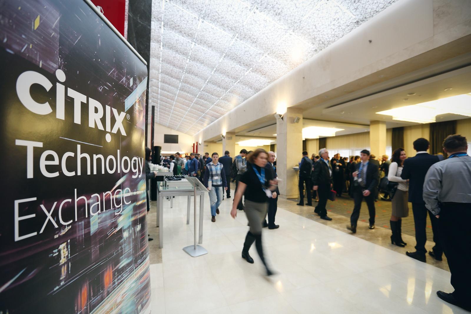 Citrix Tech Exchange Moscow 2016: как он изменил мое отношение к Xen - 4