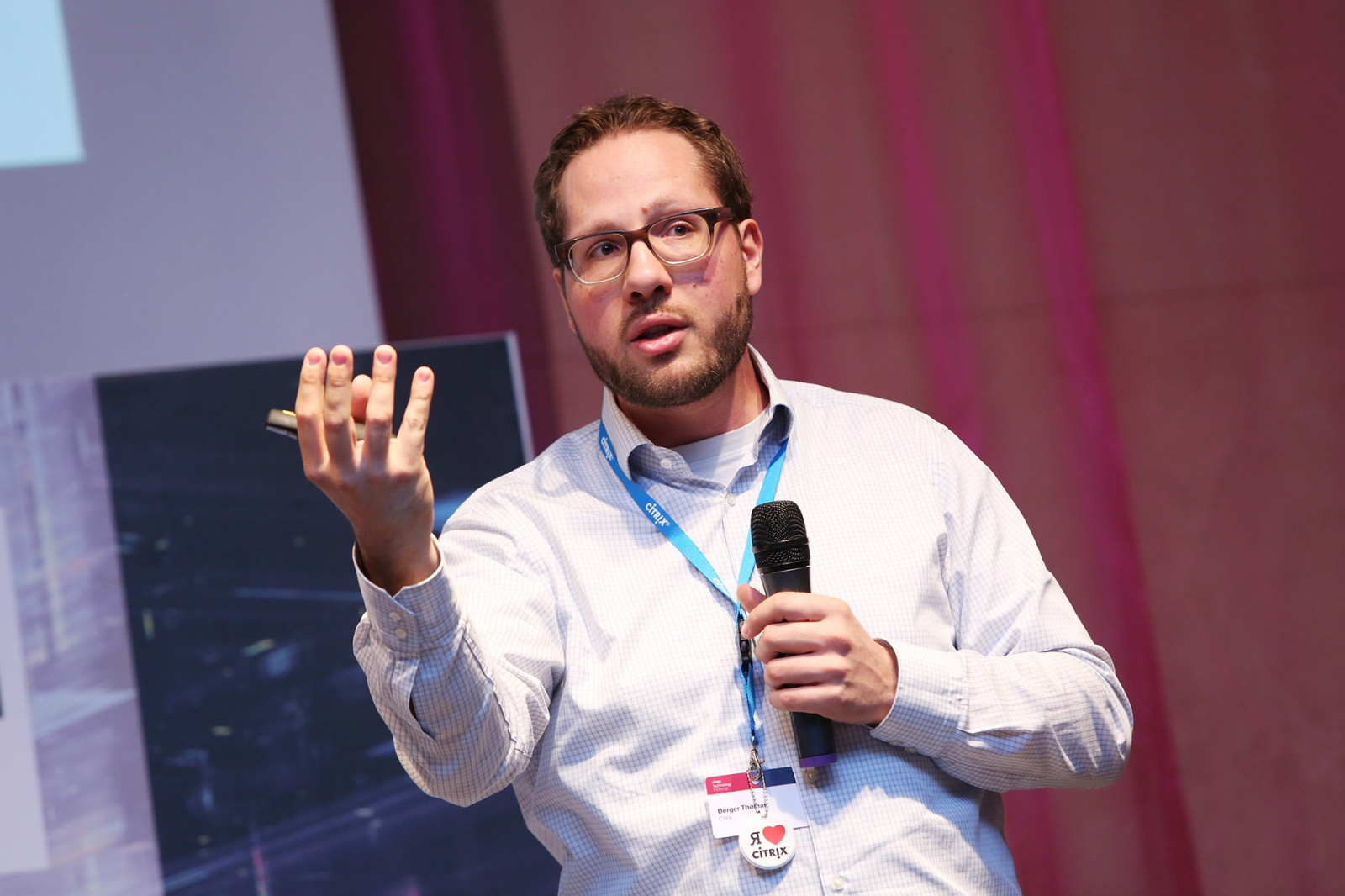 Citrix Tech Exchange Moscow 2016: как он изменил мое отношение к Xen - 7