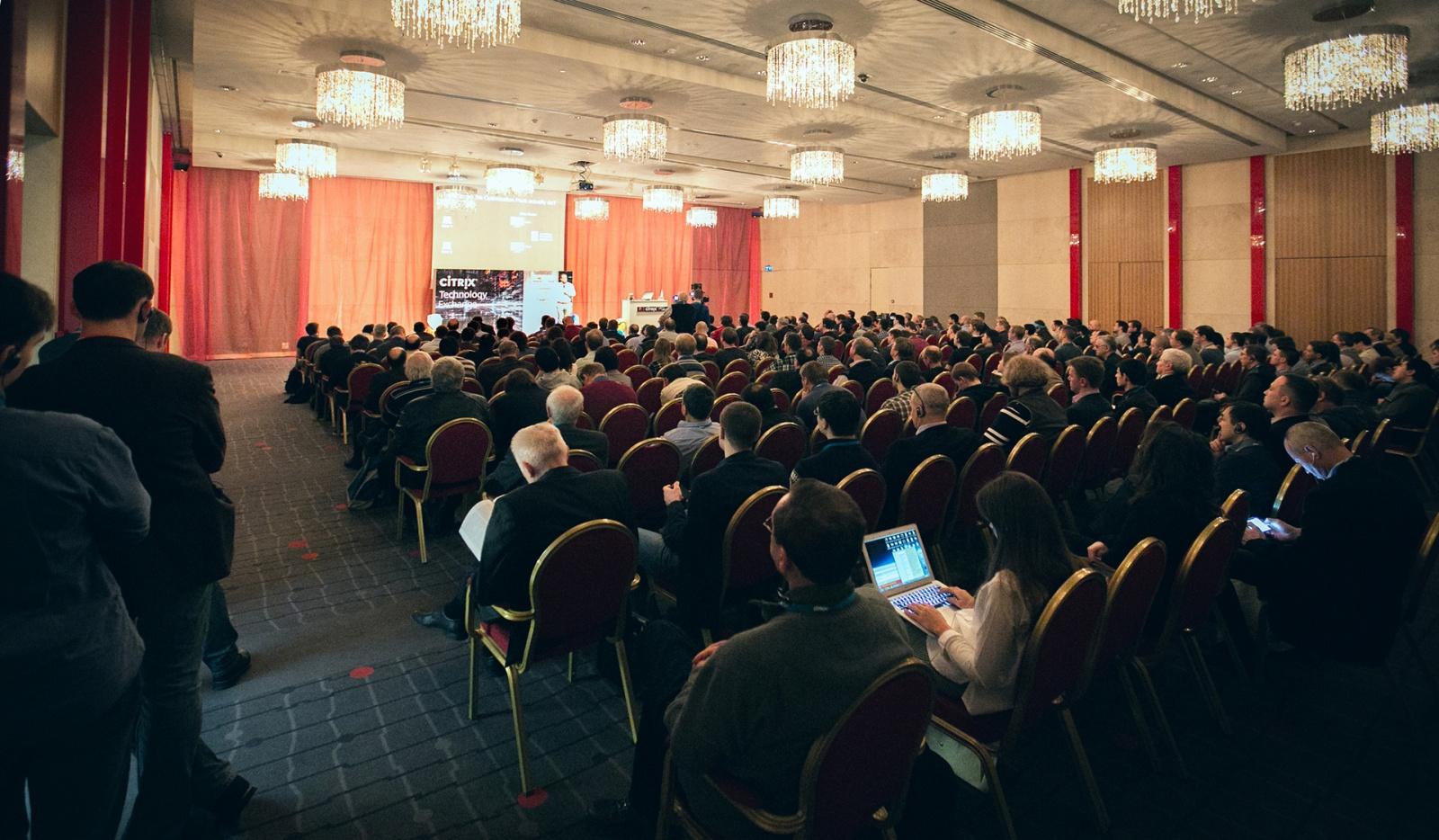 Citrix Tech Exchange Moscow 2016: как он изменил мое отношение к Xen - 8