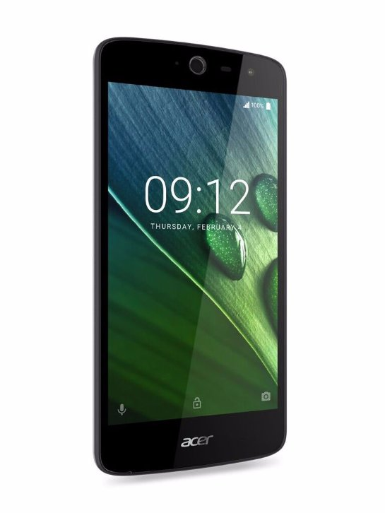 Acer анонсировала два новых смартфона Liquid Zest и Liquid Jade 2