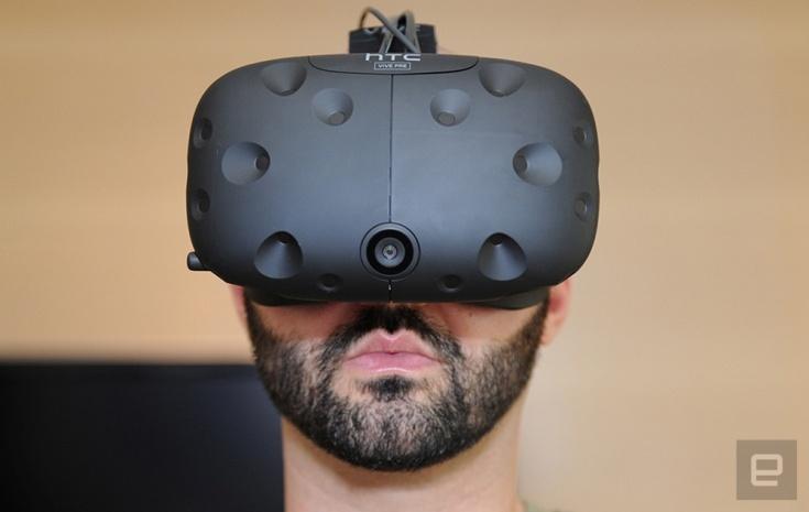 Шлем Oculus Rift получит некоторые из возможностей HTC Vive