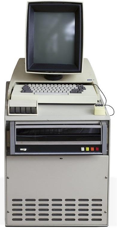 1 марта — день рождения персонального компьютера. Xerox Alto - 1
