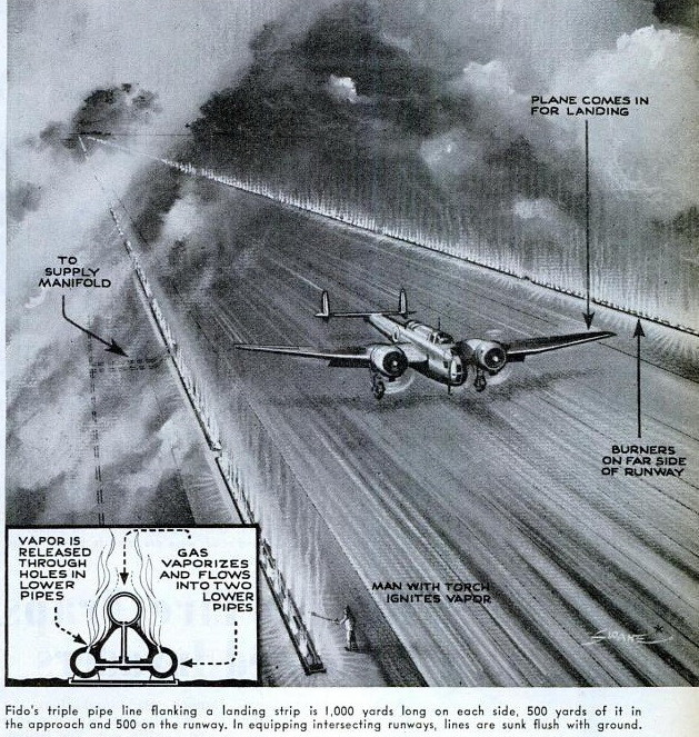 FIDO — служба разгона тумана - 5