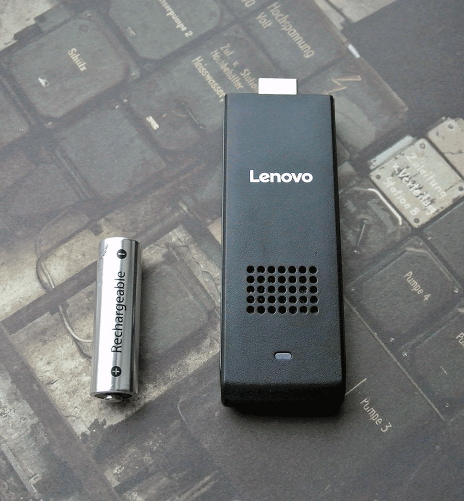 Lenovo Ideacentre Stick 300: мал да удал - 4
