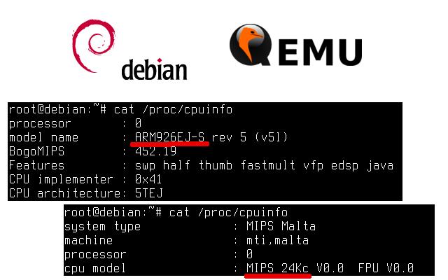 RISC'овый Debian под QEMU - 1
