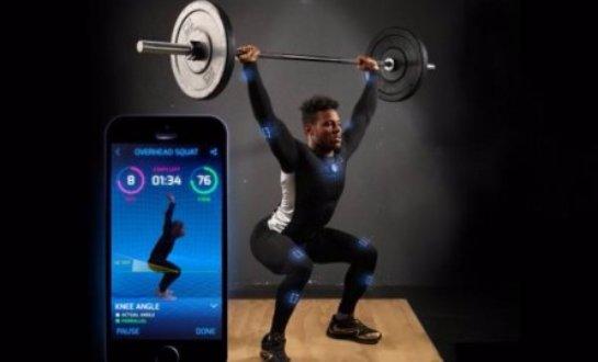 Создан «умный» спортивный костюм, который будет работать вместо фитнес-коуча