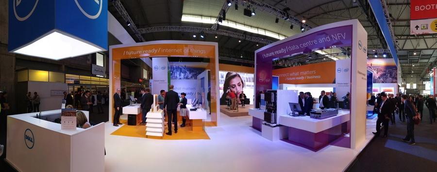 Dell на Mobile World Congress: подготовка к эпохе IoT, модульные дата-центры, OEM-решения и защищенный планшет - 1