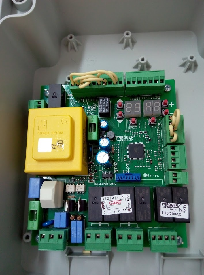 Иллюзия безопасности систем автоматики для ворот - 1