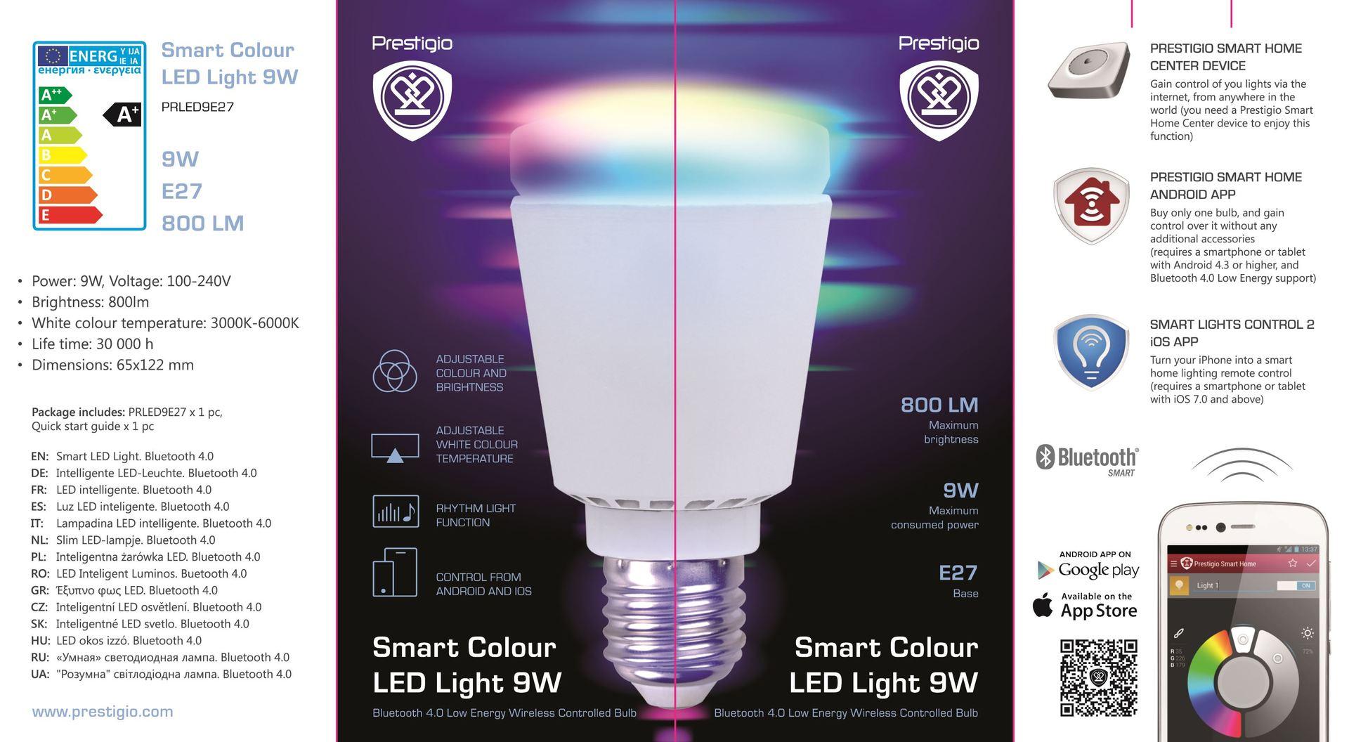 Взгляд изнутри: умные лампы SmartLight - 11