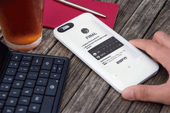 popSlate 2- уникальный чехол для смартфонов Apple