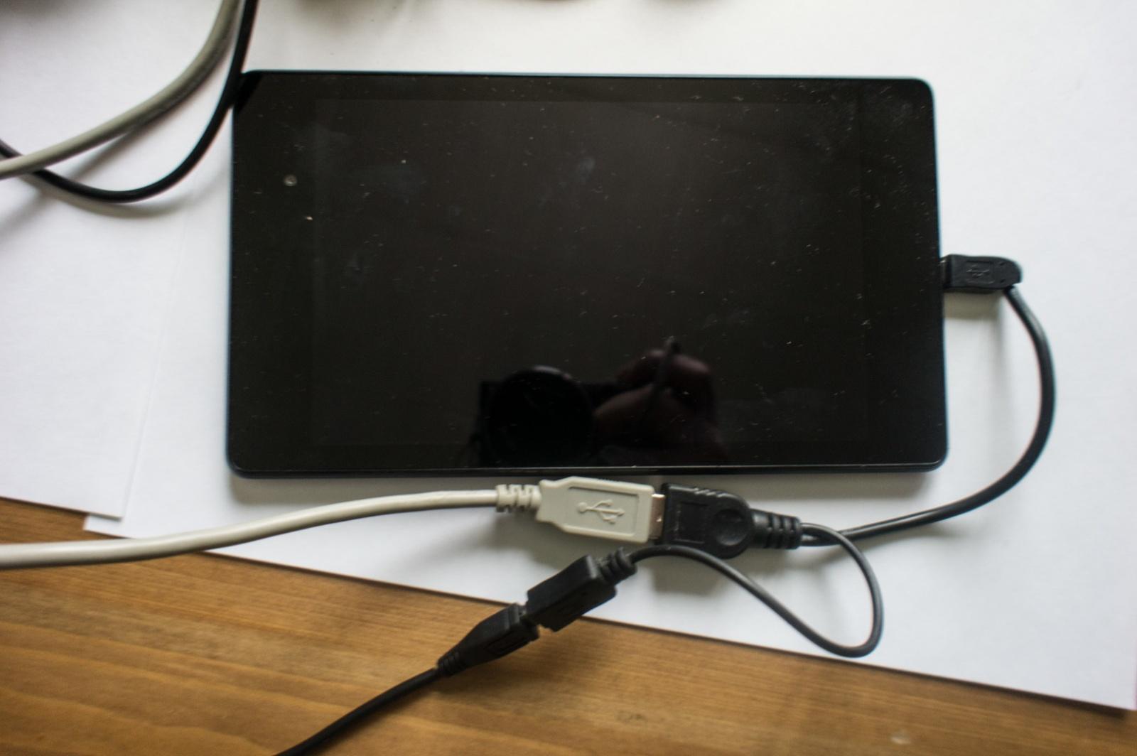Установка Android планшета NEXUS 7 2013 вместо магнитолы в Mazda MX-5 – часть 1-2 - 3