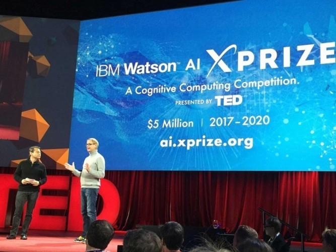 IBM и X Prize Foundation объявили конкурс по искусственному интеллекту с призовым фондом в $5 млн - 1