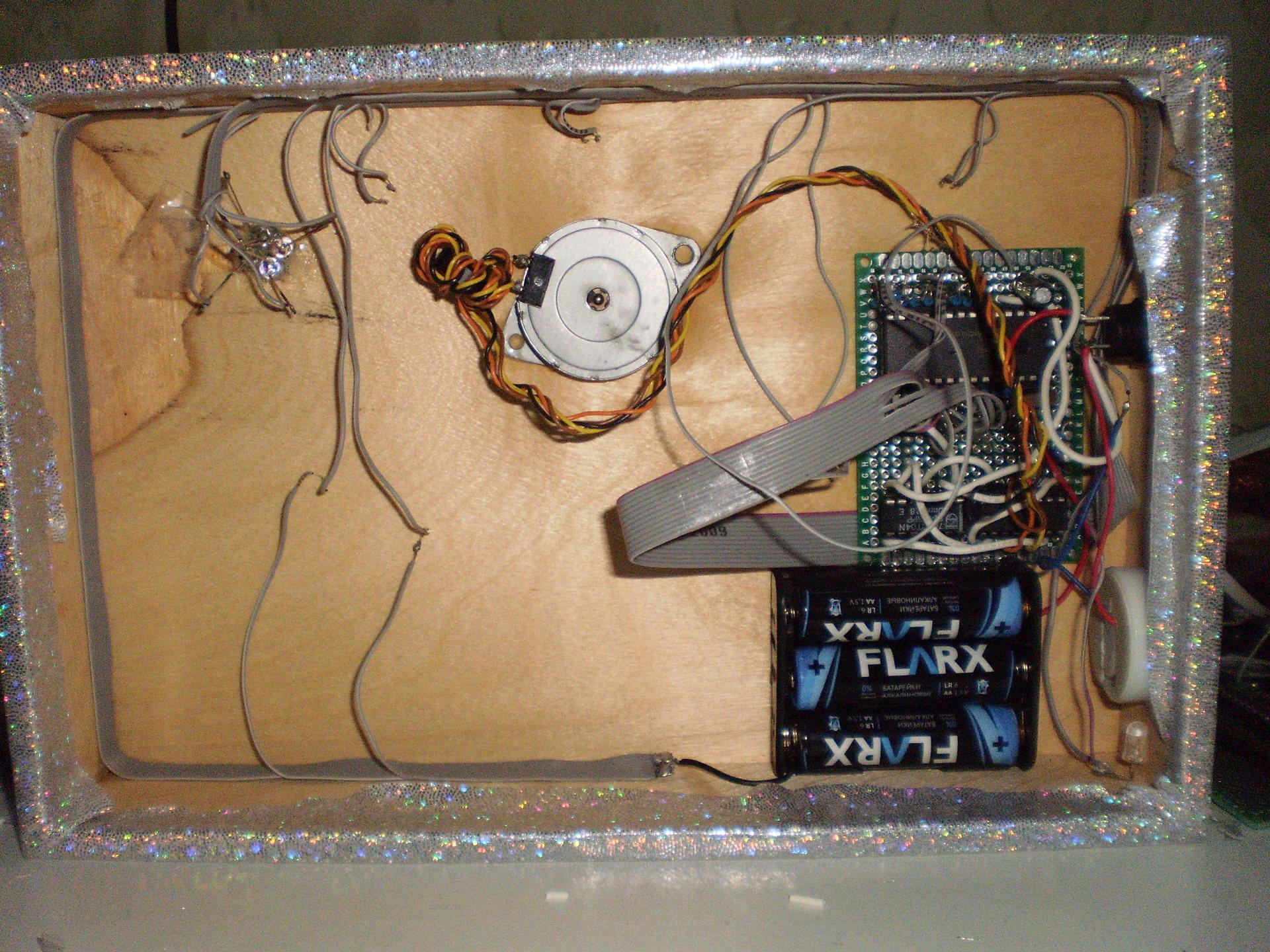 Светомузыкальная композиция на микроконтроллере своими руками - 12