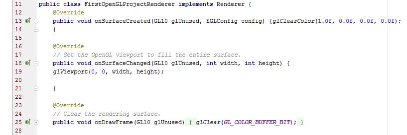 Изучаем OpenGL ES2 для Android - 12