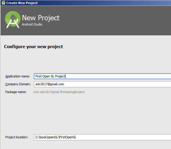 Изучаем OpenGL ES2 для Android - 2