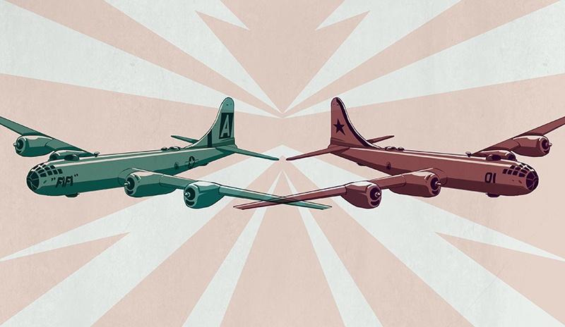 Украденные технологии: «летающая крепость» СССР - 1
