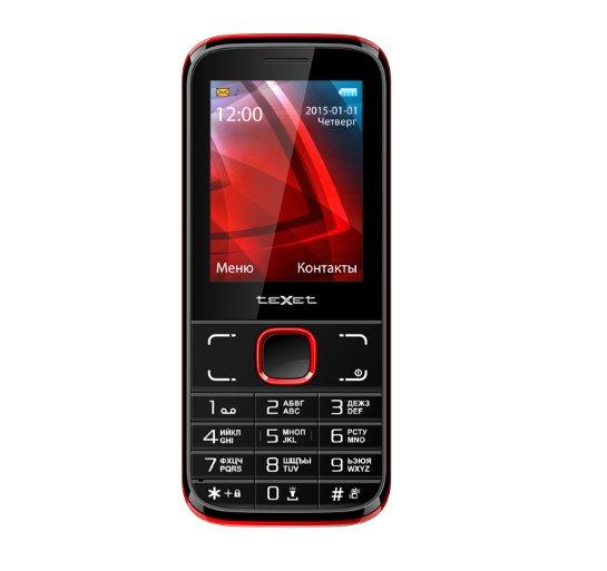 teXet TM-D226- новый бюджетник для любителей кнопочных телефонов